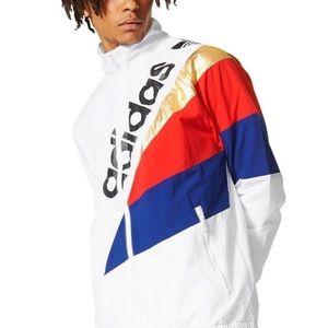 Adidas St Petersburg Tribe Track Jacket Small